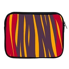 Fire Apple iPad 2/3/4 Zipper Cases