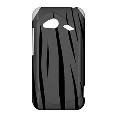 Gray, black and white design HTC Droid Incredible 4G LTE Hardshell Case