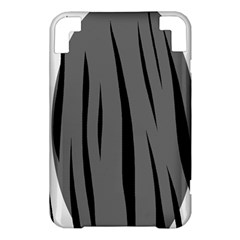 Gray, black and white design Kindle 3 Keyboard 3G
