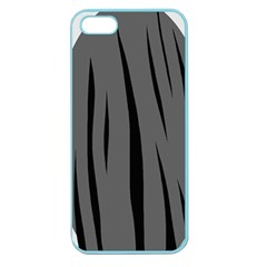 Gray, black and white design Apple Seamless iPhone 5 Case (Color)