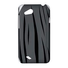 Gray, black and white design HTC Desire VC (T328D) Hardshell Case