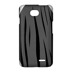Gray, black and white design LG Optimus L70