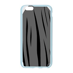 Gray, black and white design Apple Seamless iPhone 6/6S Case (Color)