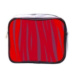Hot lava Mini Toiletries Bags