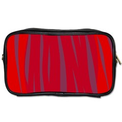 Hot lava Toiletries Bags 2-Side