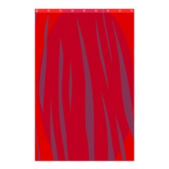 Hot lava Shower Curtain 48  x 72  (Small)