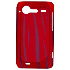 Hot lava HTC Incredible S Hardshell Case