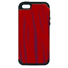 Hot lava Apple iPhone 5 Hardshell Case (PC+Silicone)