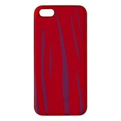 Hot lava Apple iPhone 5 Premium Hardshell Case
