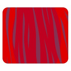 Hot lava Double Sided Flano Blanket (Small)