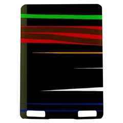 Colorful lines  Kindle Touch 3G