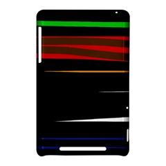 Colorful lines  Nexus 7 (2012)