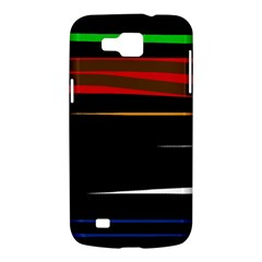 Colorful lines  Samsung Galaxy Premier I9260 Hardshell Case