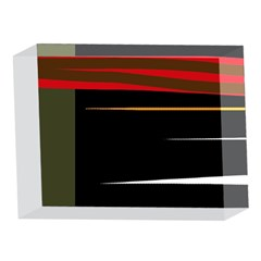 Colorful lines  5 x 7  Acrylic Photo Blocks