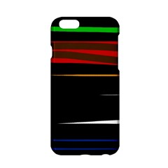 Colorful lines  Apple iPhone 6/6S Hardshell Case