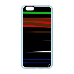 Colorful lines  Apple Seamless iPhone 6/6S Case (Color)