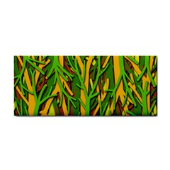 Upside Down Forest Hand Towel