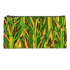 Upside-down forest Pencil Cases