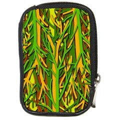 Upside-down forest Compact Camera Cases