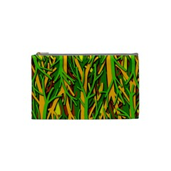 Upside-down forest Cosmetic Bag (Small)