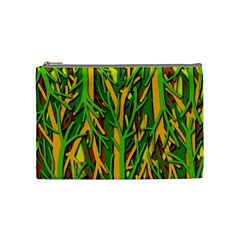 Upside-down forest Cosmetic Bag (Medium)