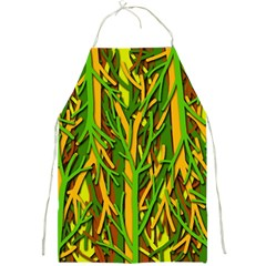 Upside-down forest Full Print Aprons