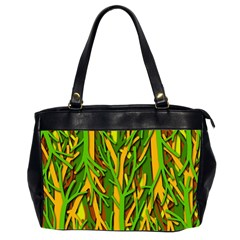 Upside-down forest Office Handbags (2 Sides)