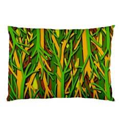 Upside-down forest Pillow Case (Two Sides)
