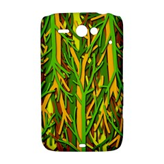 Upside-down forest HTC ChaCha / HTC Status Hardshell Case