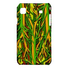 Upside-down forest Samsung Galaxy S i9008 Hardshell Case