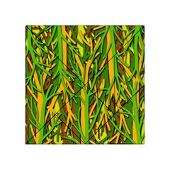 Upside-down forest Acrylic Tangram Puzzle (4  x 4 )