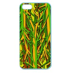 Upside-down forest Apple Seamless iPhone 5 Case (Color)