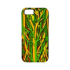 Upside-down forest Apple iPhone 5 Classic Hardshell Case (PC+Silicone)
