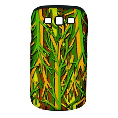 Upside-down forest Samsung Galaxy S III Classic Hardshell Case (PC+Silicone)