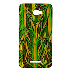 Upside-down forest HTC Butterfly X920E Hardshell Case