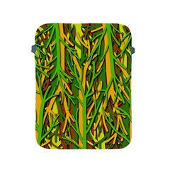 Upside-down forest Apple iPad 2/3/4 Protective Soft Cases