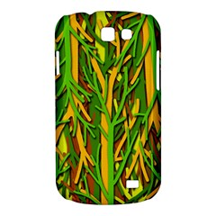 Upside-down forest Samsung Galaxy Express I8730 Hardshell Case