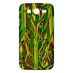 Upside-down forest Samsung Galaxy Mega 5.8 I9152 Hardshell Case