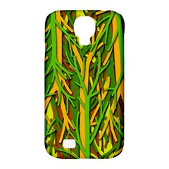 Upside-down forest Samsung Galaxy S4 Classic Hardshell Case (PC+Silicone)