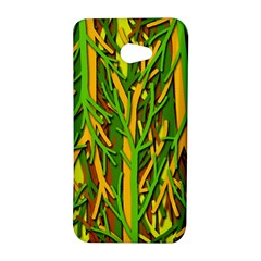 Upside-down forest HTC Butterfly S/HTC 9060 Hardshell Case