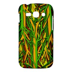 Upside-down forest Samsung Galaxy Ace 3 S7272 Hardshell Case