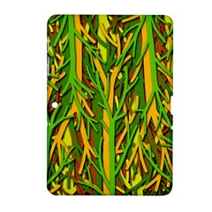 Upside-down forest Samsung Galaxy Tab 2 (10.1 ) P5100 Hardshell Case