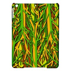 Upside-down forest iPad Air Hardshell Cases