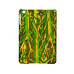 Upside-down forest iPad Mini 2 Hardshell Cases