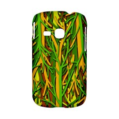 Upside-down forest Samsung Galaxy S6310 Hardshell Case