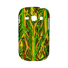 Upside-down forest Samsung Galaxy S6810 Hardshell Case