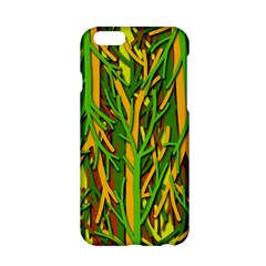 Upside-down forest Apple iPhone 6/6S Hardshell Case