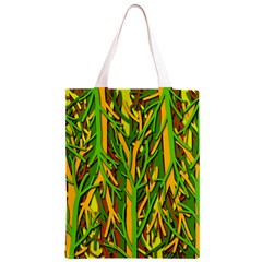 Upside-down forest Classic Light Tote Bag