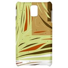 Brown decorative design Samsung Infuse 4G Hardshell Case