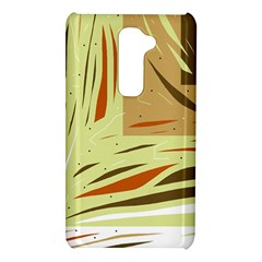 Brown decorative design LG G2